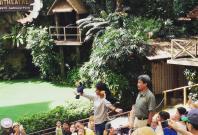show birds in Jurong Bird Park