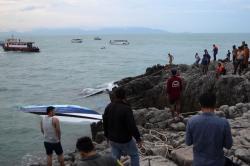 Fourth body found after speedboat crash in Thailand