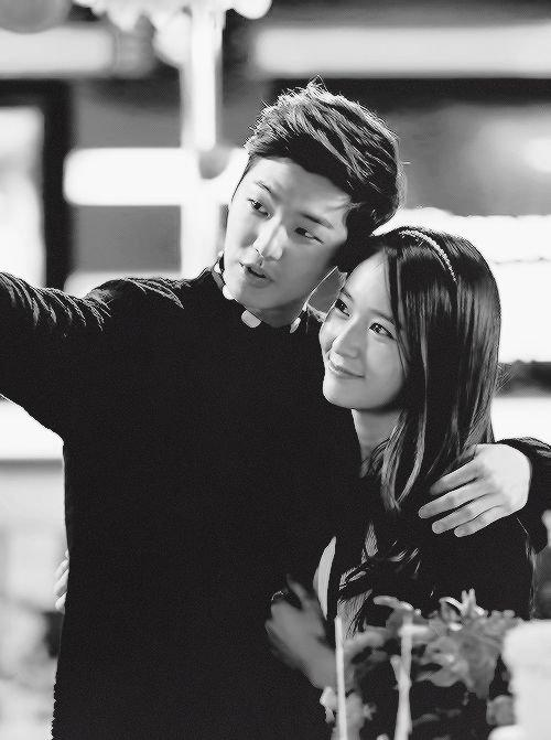 Kang Min Hyuk & Krystal Jung