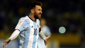 Argentina qualifies for 2018 world cup