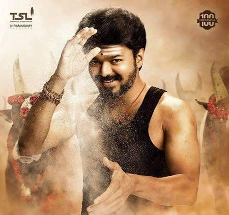 Mersal Movie starring Vijay in the lead
