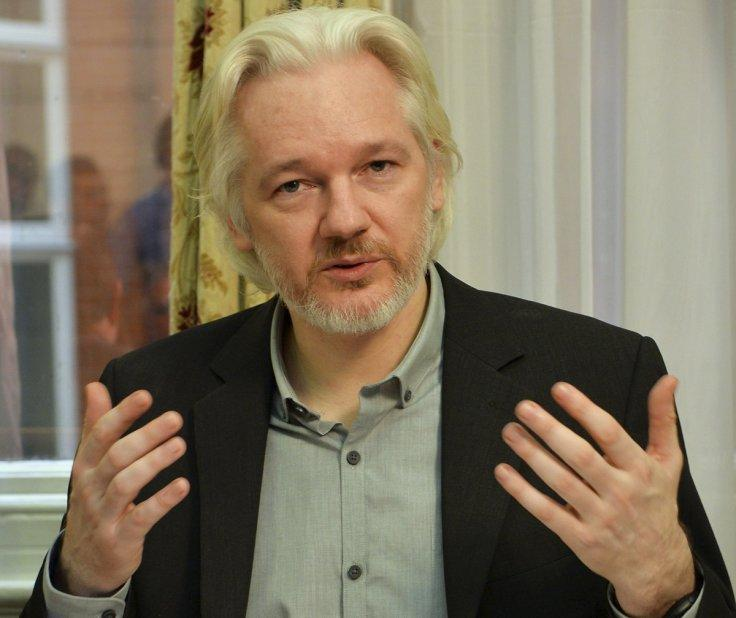 UN panel says Assange held arbitrarily