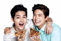 Song Joong Ki and Park Bo Gum