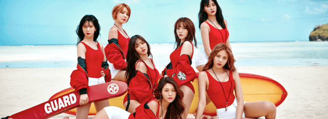 AOA - K pop girl band