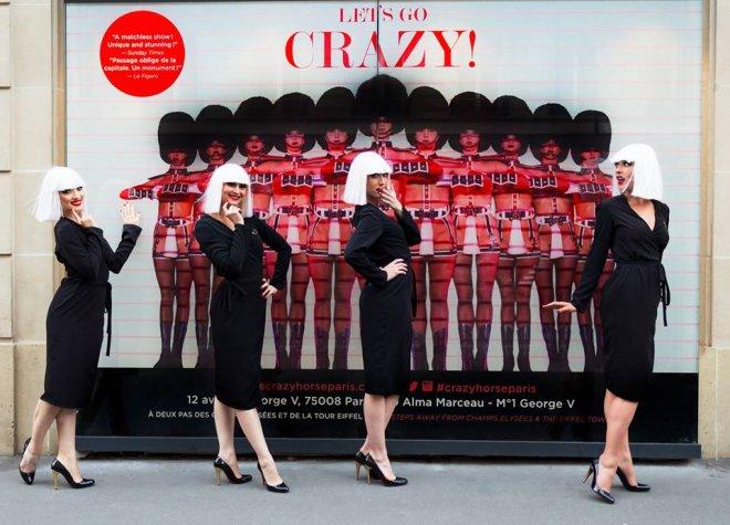 Crazy Horse Paris Cabret