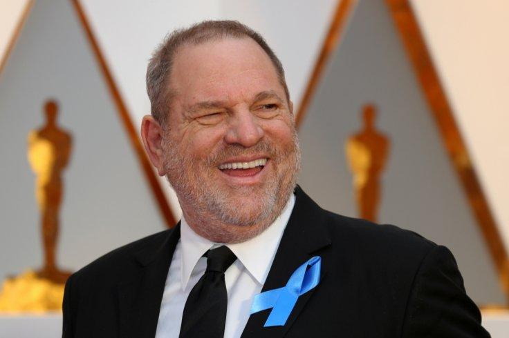 Harvey Weinstein arrives at the 89th Academy Awards in Hollywood