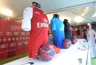 Arsenal stall at KTPO