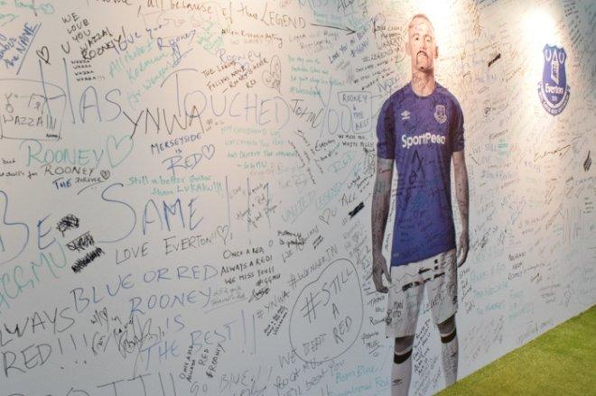 Everton stall at KTPO