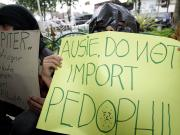 Indonesia to approve chemical castration of pedophiles
