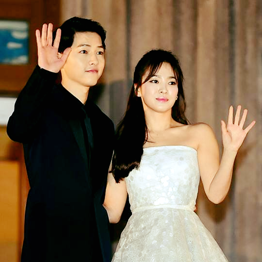 Wedding Korean Star: Song Joong Ki And Song Hye Kyo Marriage: Here's List Of