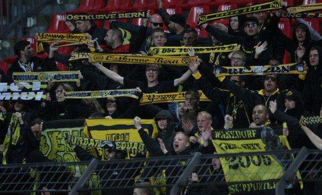 Europa League - Skenderbeu Korce vs Young Boys