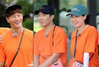 Running Man friends
