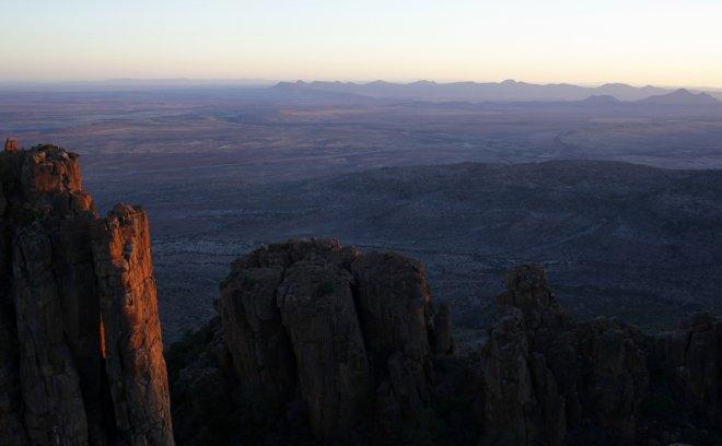 Karoo valley