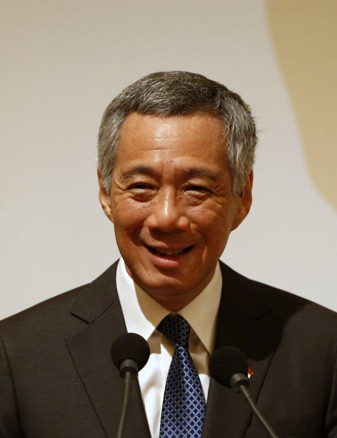 Singapore PM Lee