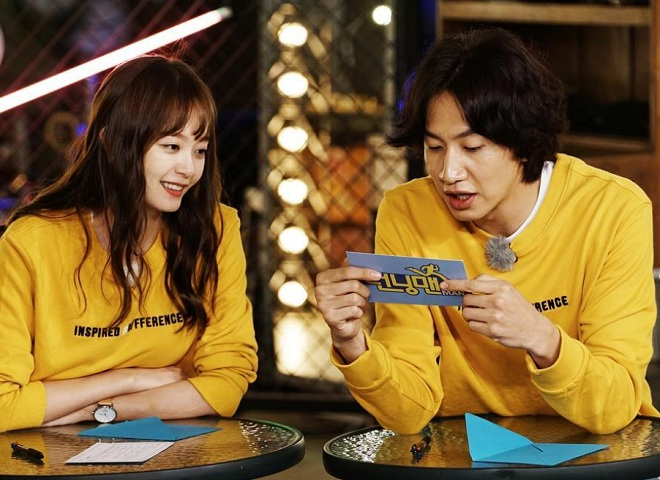Running Man ratings climb even higher, Lee Kwang Soo does