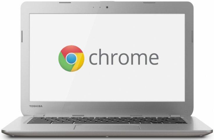 Google Toshiba Chromebook