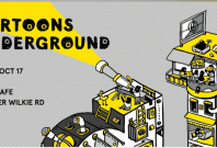 Cartoons Underground