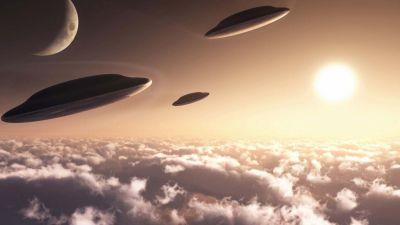 Кори Гуд пост Facebook 7-10-18  Движение раскрытия SSP кажется  на правильном пути Aliens