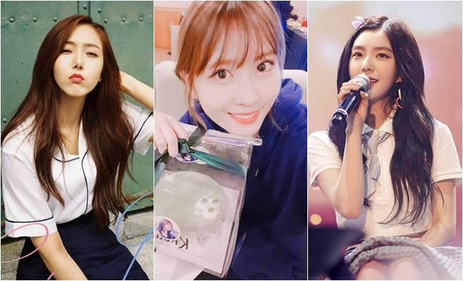 (From left) SinB, Momo and Irene