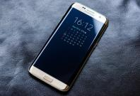 samsung galaxy s7 edge android 7.0 decent ultralite rom update