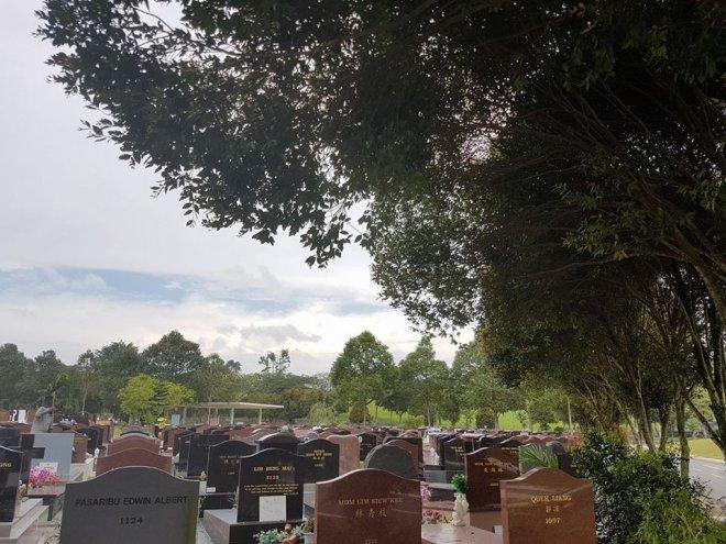 Choa Chu Kang cemetery