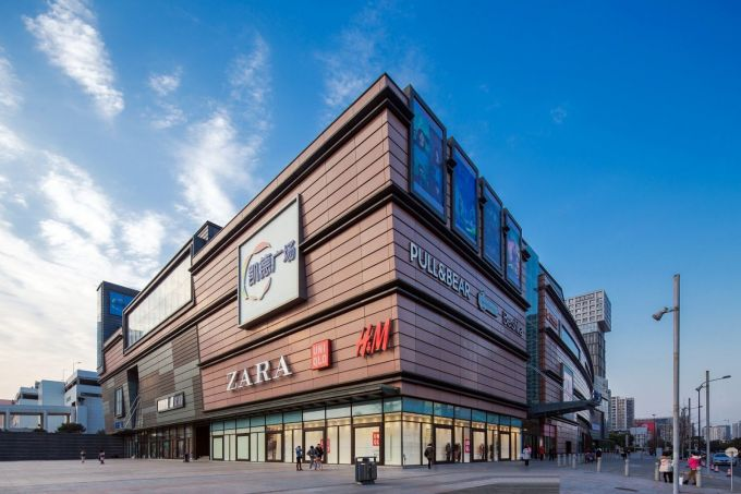 Capitaland Retail China Trust