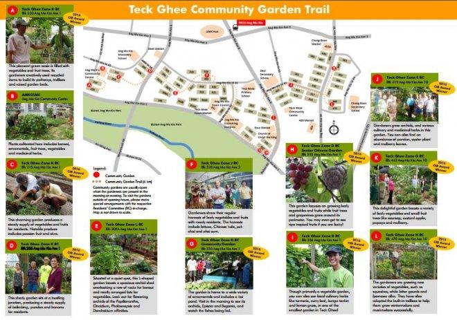Teck-Ghee community garden