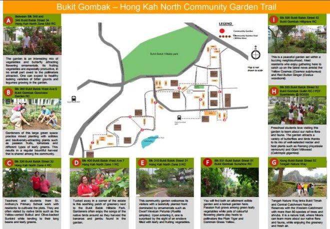 Bukit Gombak community garden