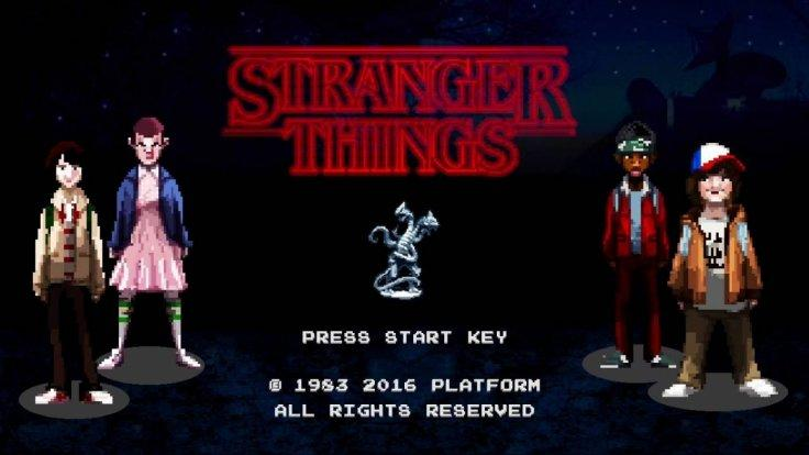 stranger things the game for ios and android