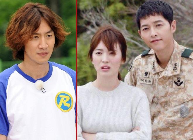 Lee Kwang-soo_Song Song couple