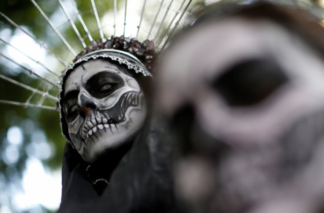 Parade of Skeletons