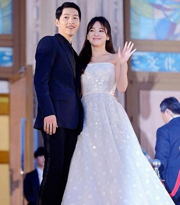 Song Joong Ki And Hye Kyo Marriage All You Need To Know About Couples Big Day