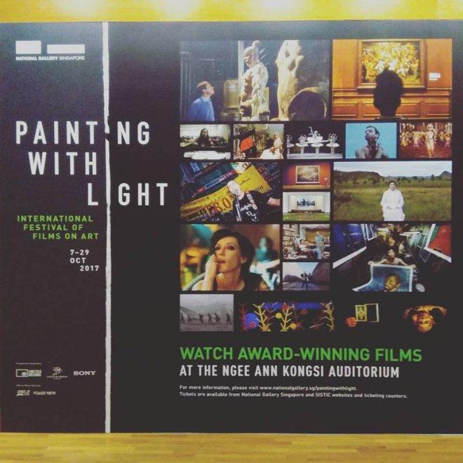 Painting with LIGHT: International Film Festival on arts