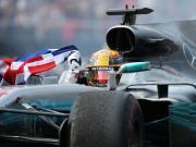 Lewis Hamilton won 2017 drivers' championship