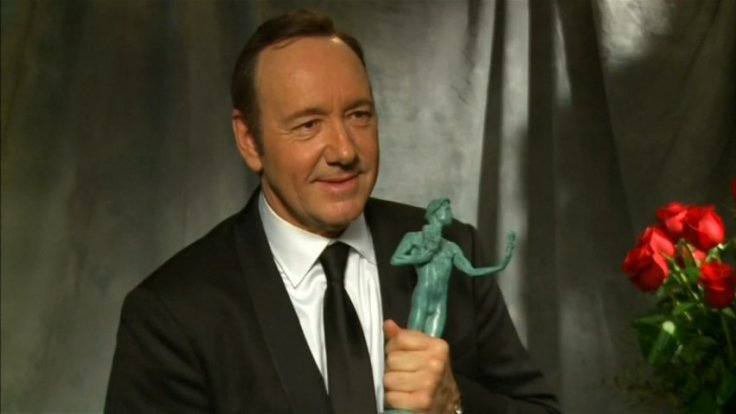Kevin Spacey apologises for sexual advance claim made by former child actor