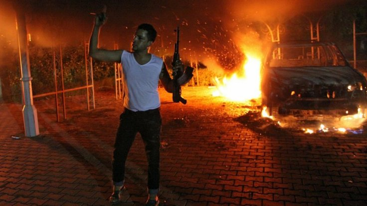 Terrorist from 2012 Benghazi attacks captured in Libya