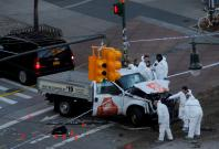 New York city truck terror attack