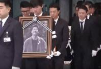 Kim Joo-hyuk's funeral ceremony held on November 2