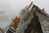 2 dead in taiwan earthquake