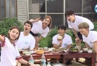 The cast of MBC's 'I Live Alone' TV show