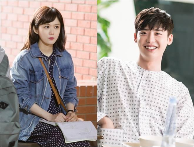 Jang Nara, Lee Jong Suk most talked about Korean drama actors in November