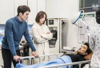 Scene in 'Romantic Doctor, Teacher Kim'