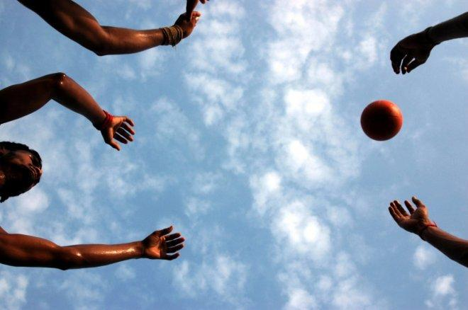 School and College Basketball Leagues in India