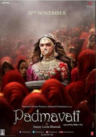 Rani Padmavati's new poster