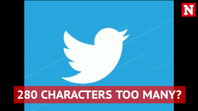 The 280 controversy: Twitter doubles character count, sparking mixed reactions