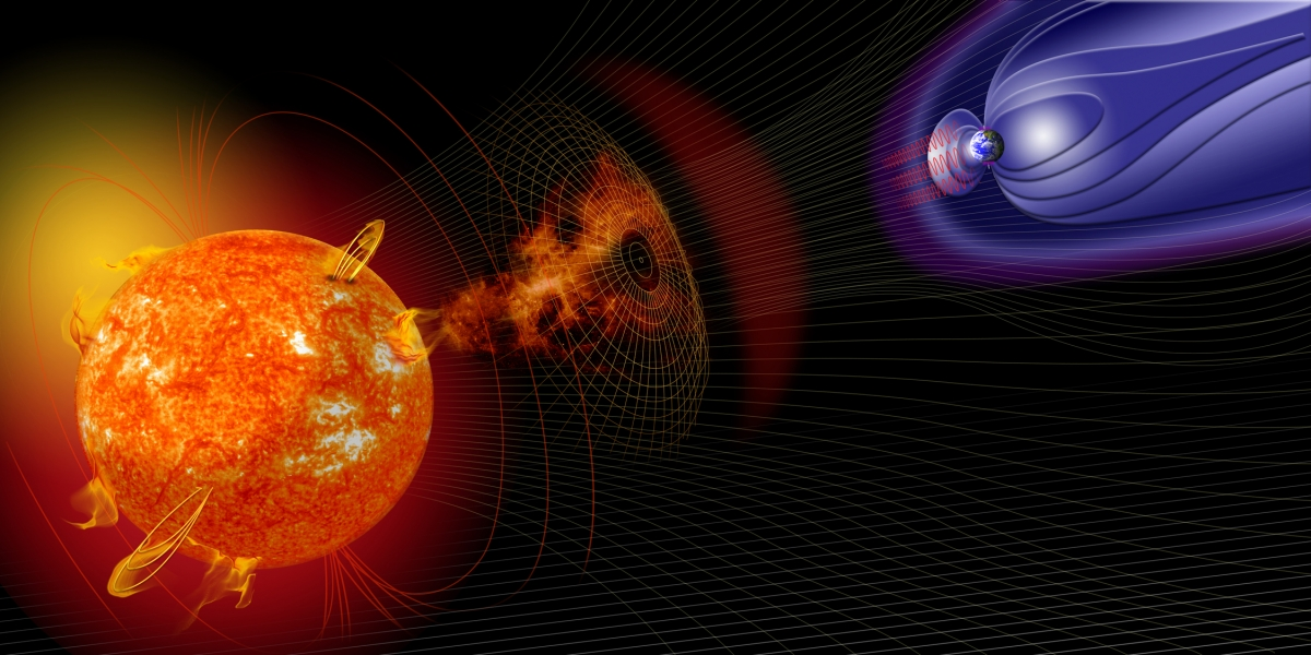 NASA spots new magnetic explosion on the sun