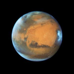 Mars trip 2018