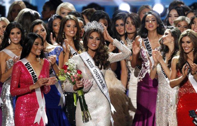 Gabriela Isler, winner of Miss Universe 2013 from Venezuela