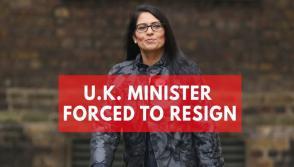 Priti Patel quits cabinet over undisclosed meetings in Israel