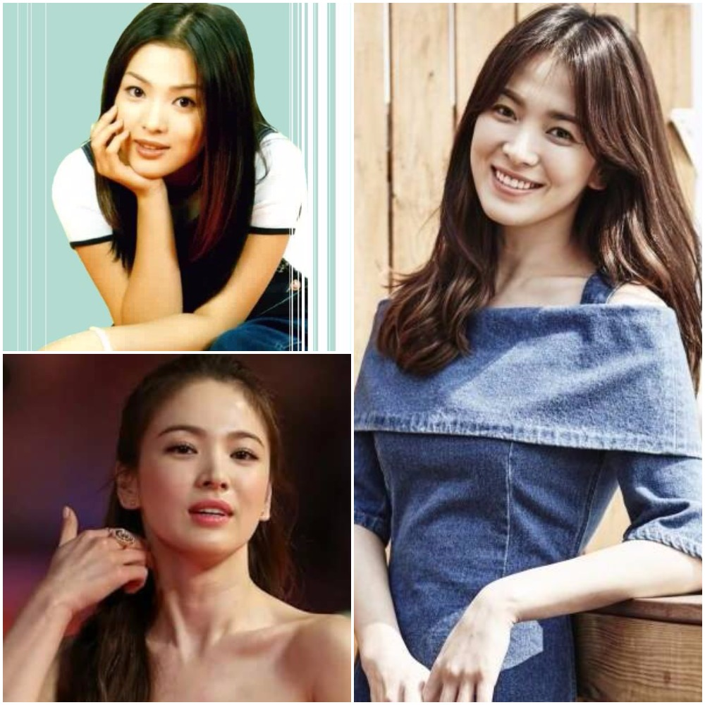 From Song Hye Kyo To Park Shin Hye Check Out 6 Naturally Beautiful